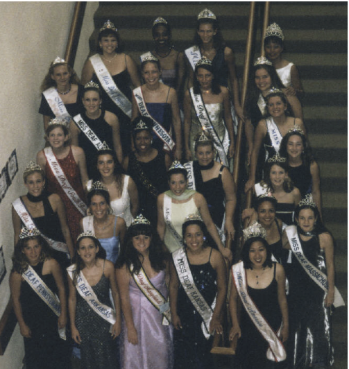 Miss Deaf America Pageant at the 1982 NAD Conference in St. Louis, Missouri